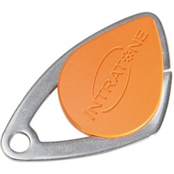 Badge VIGIK INTRATONE coloris orange