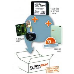 INTRABOX Data Eco Lecteur de proximité VIGIK